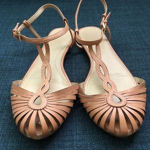 Zara Trafaluc Flat Sandals, Size 6
